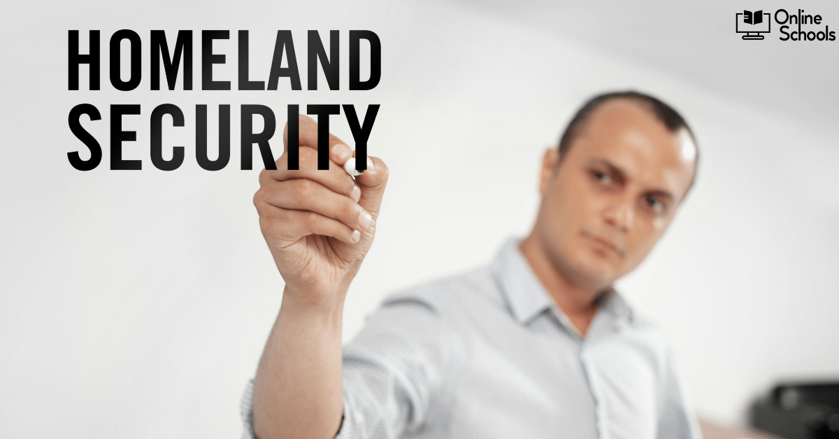 Homeland Security Online Degrees – Discuss the Whole Concept
