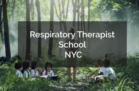 Respiratory therapist school NYC