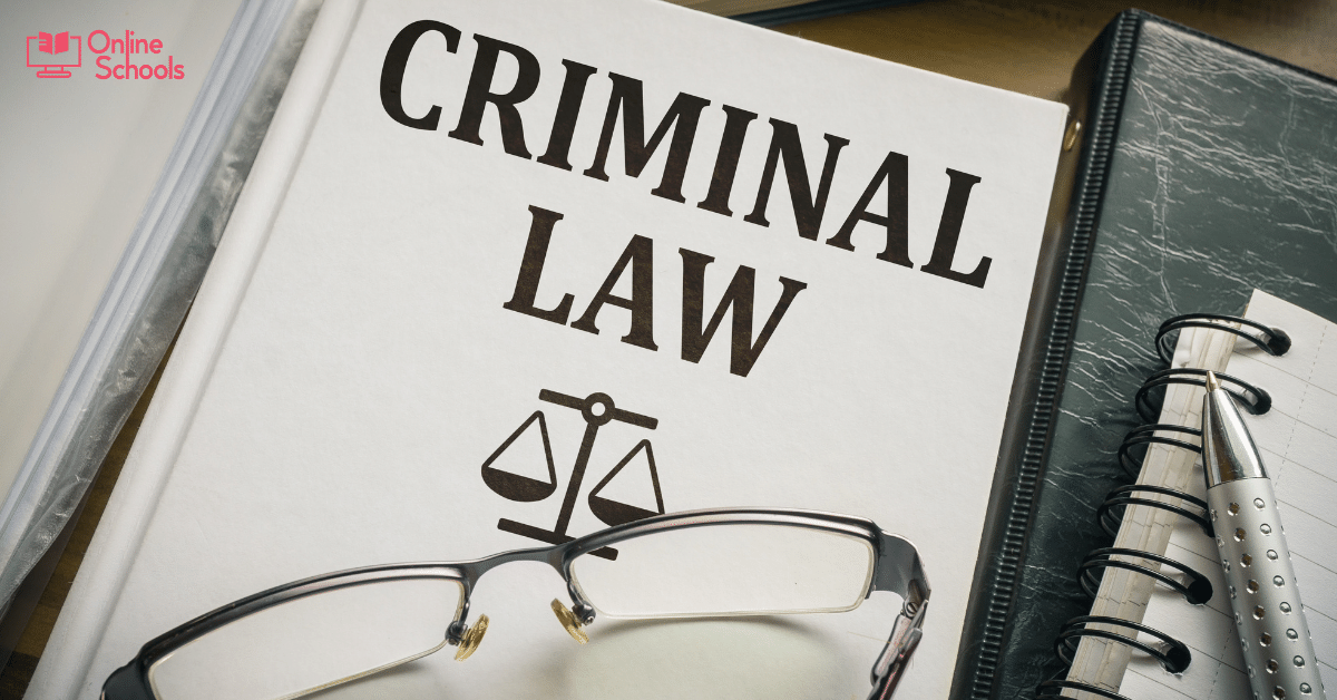 Degree In Criminal Justice-Course Details And Career Options