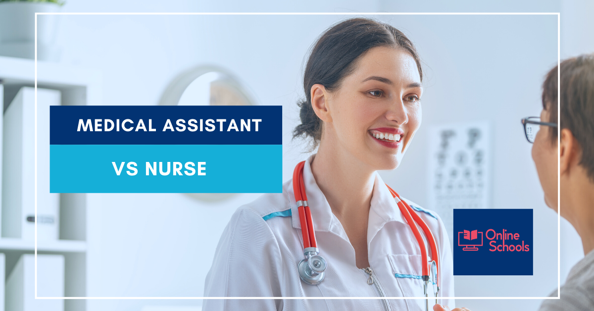 Medical Assistant vs Nurse : Similarities and Differences
