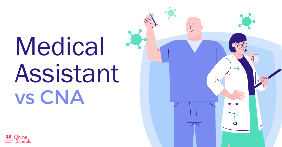 Medical Assistant vs CNA – Differences and Requirements