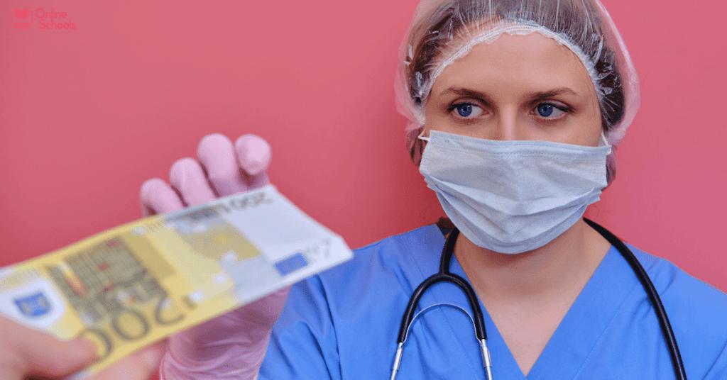 Average family nurse practitioner salary
