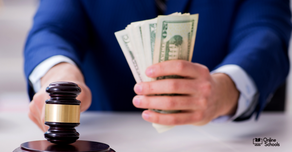 How much does a paralegal make