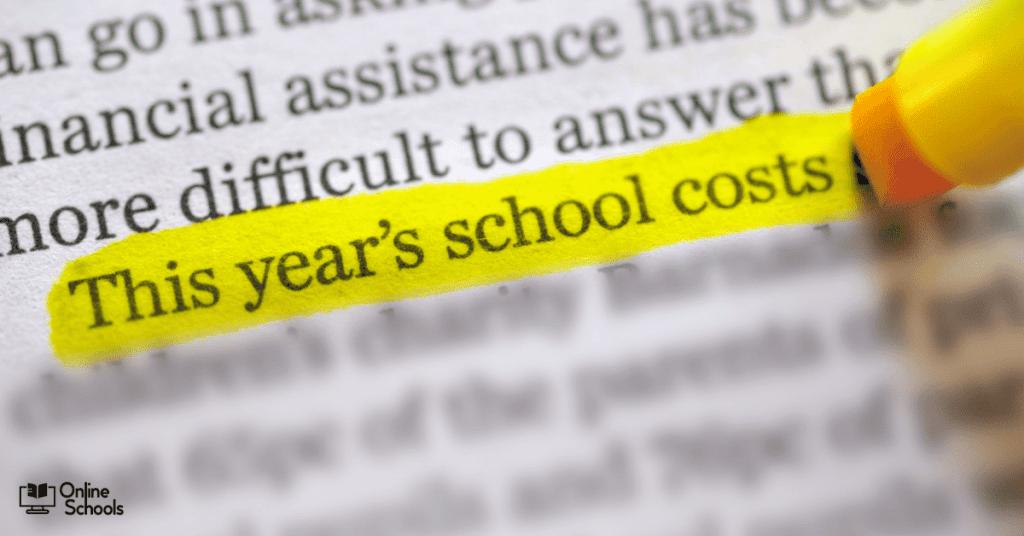 Illinois Virtual School Cost