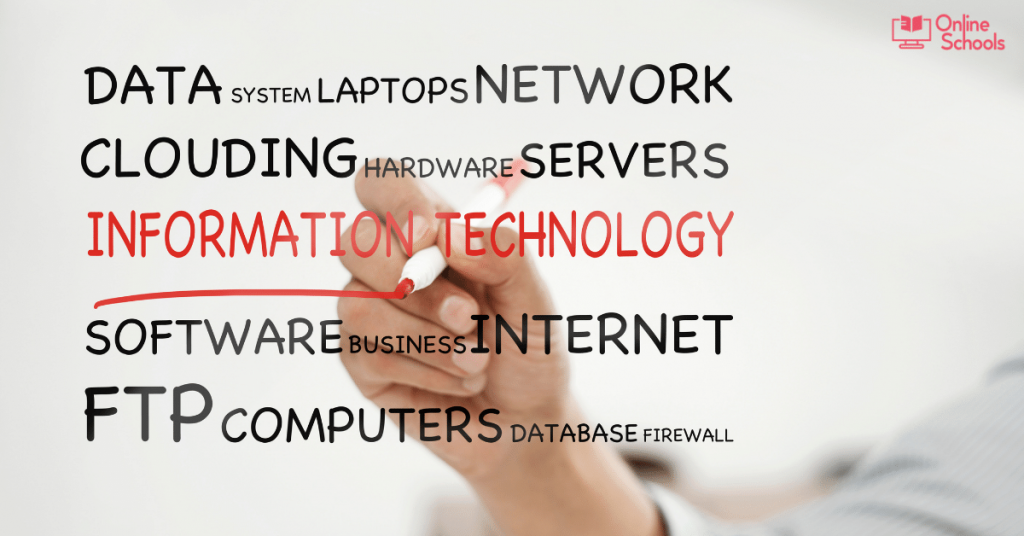 Information Technology Masters Online