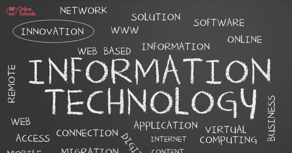Information technology schools near me