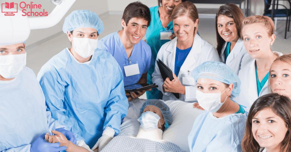 Best Nursing Schools in US