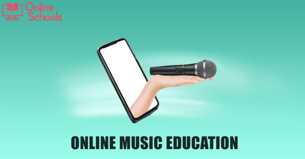Online music education degree