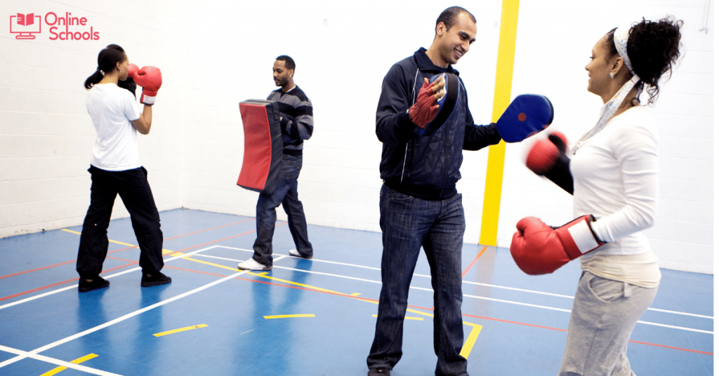 masters in physical education online