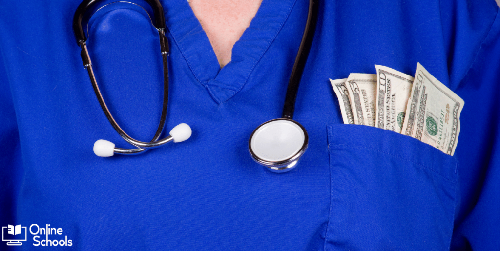 what is the highest paid nurse