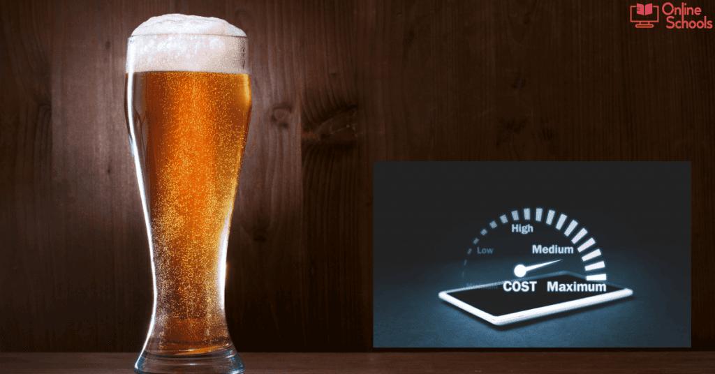Cost of Bartender School