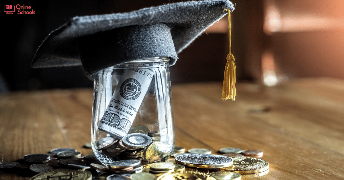 How much does it cost for online college : Online program ideas