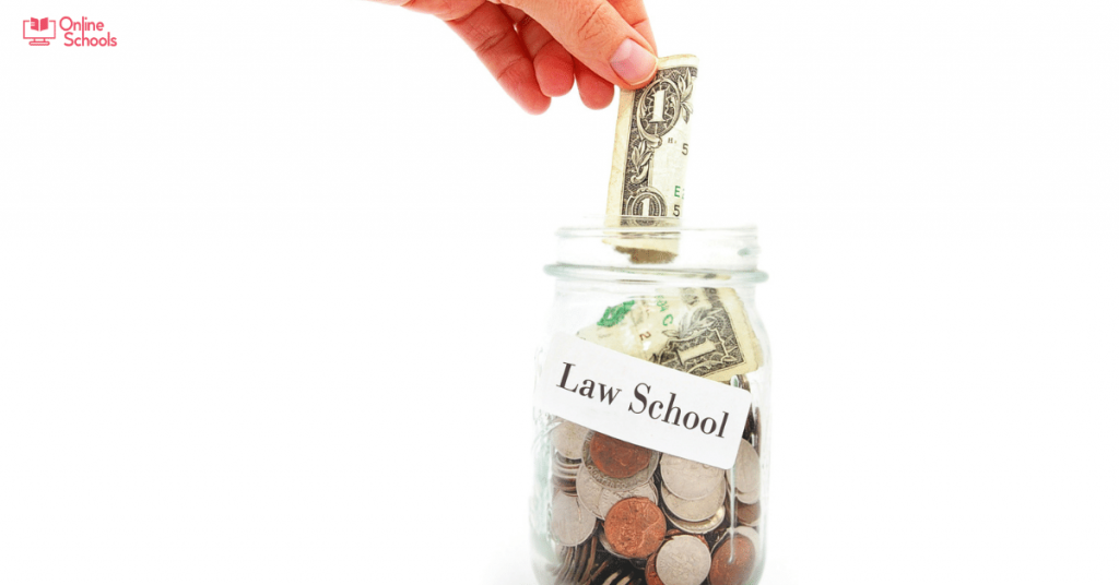 How much does paralegal school cost