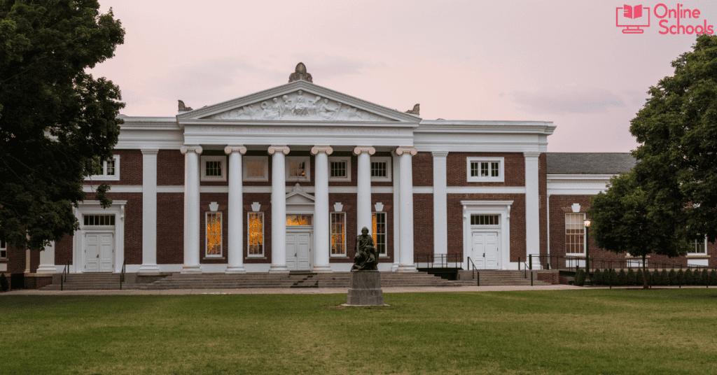 Online College in VA