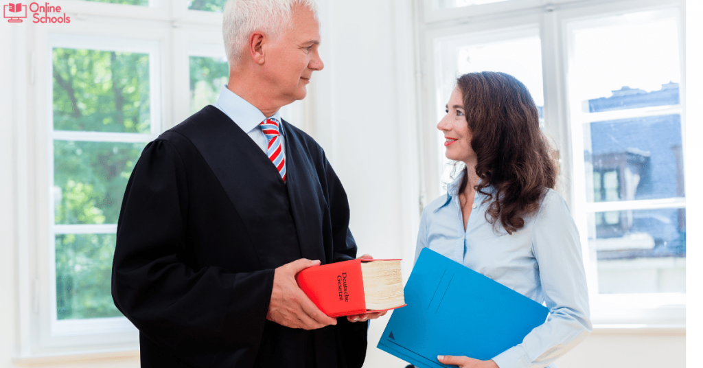 How to become a paralegal with a bachelor's degree
