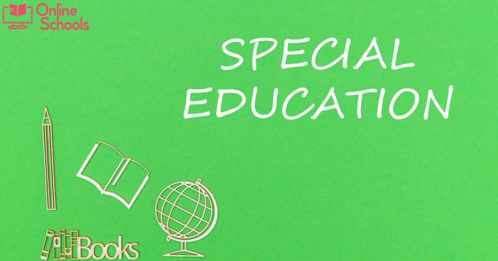 special education degree online