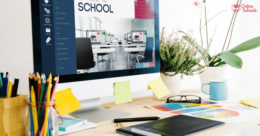 Best online game design schools