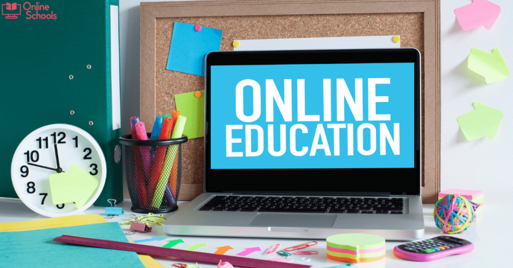 Online Education in Virginia