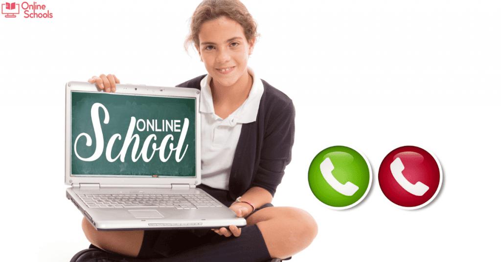 Online school in Texas