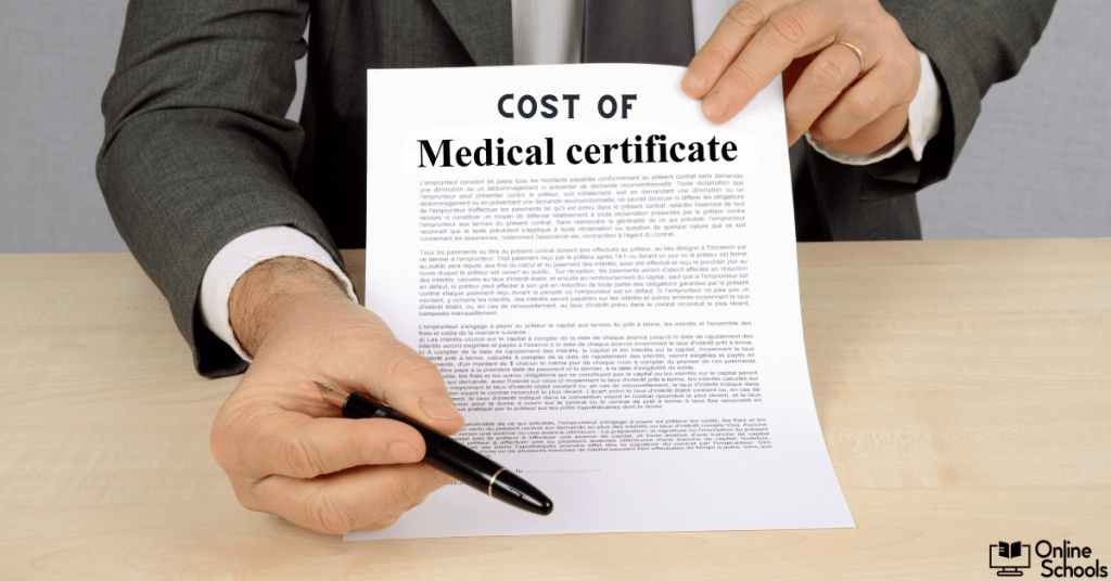 Cost of medical billing and coding certification