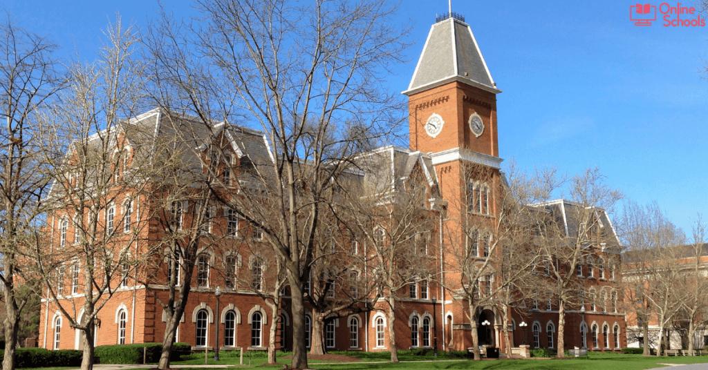 ohio university online degrees