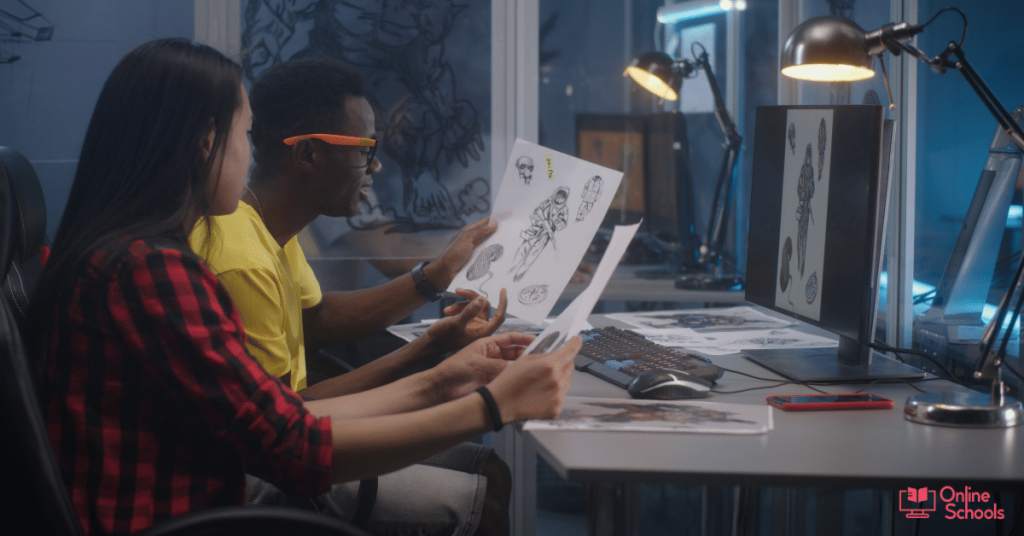 Top Video Game Design Colleges