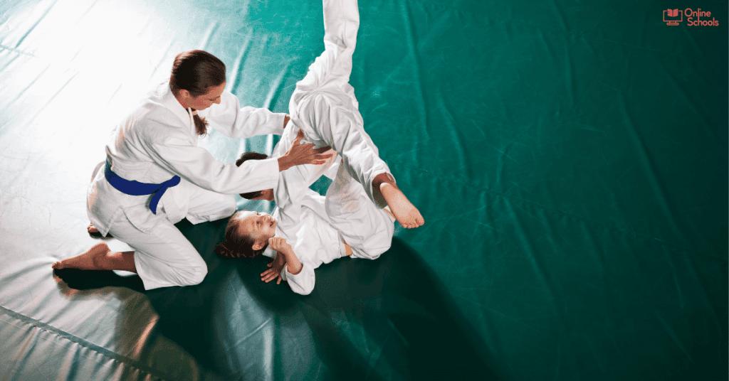 Jiu jitsu for kids