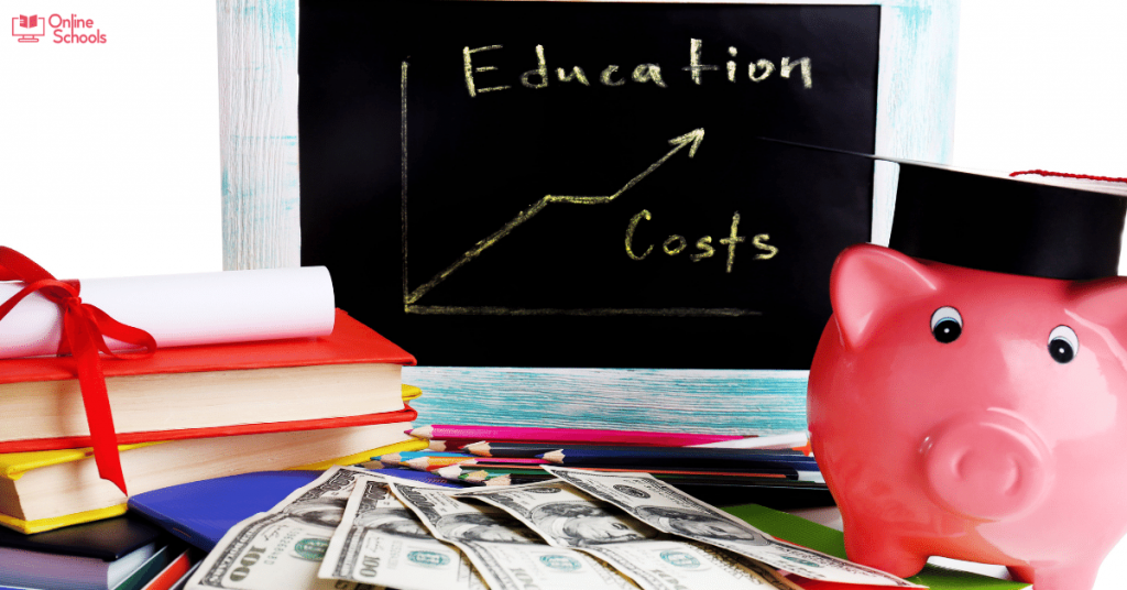 Online Business Degree Cost