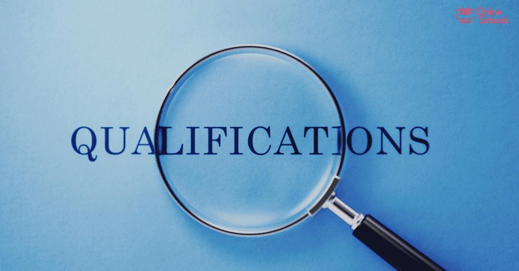 Paralegal Qualifications