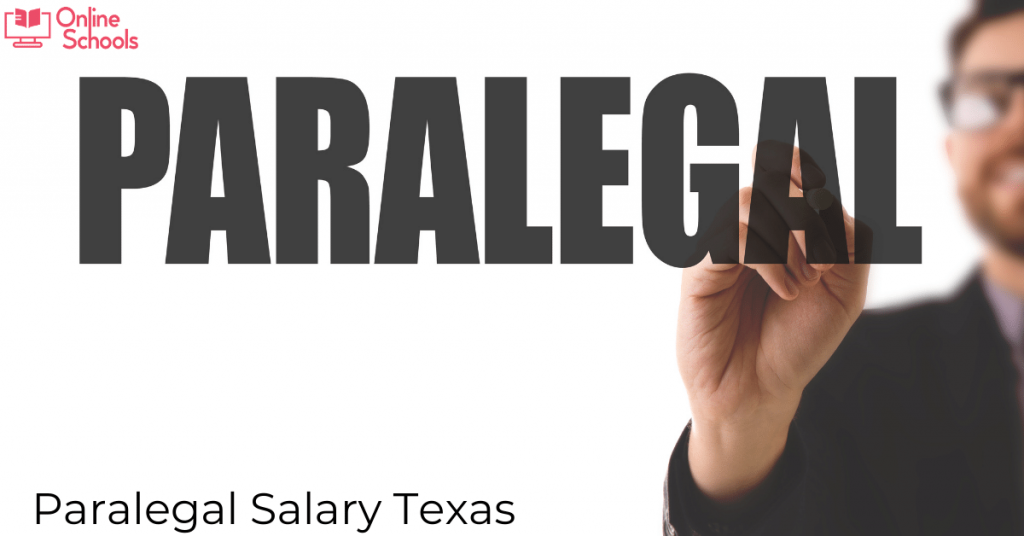 Paralegal Salary Texas