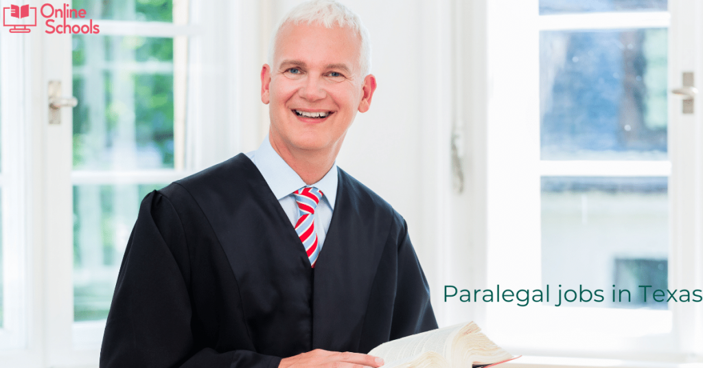 Paralegal jobs in Texas