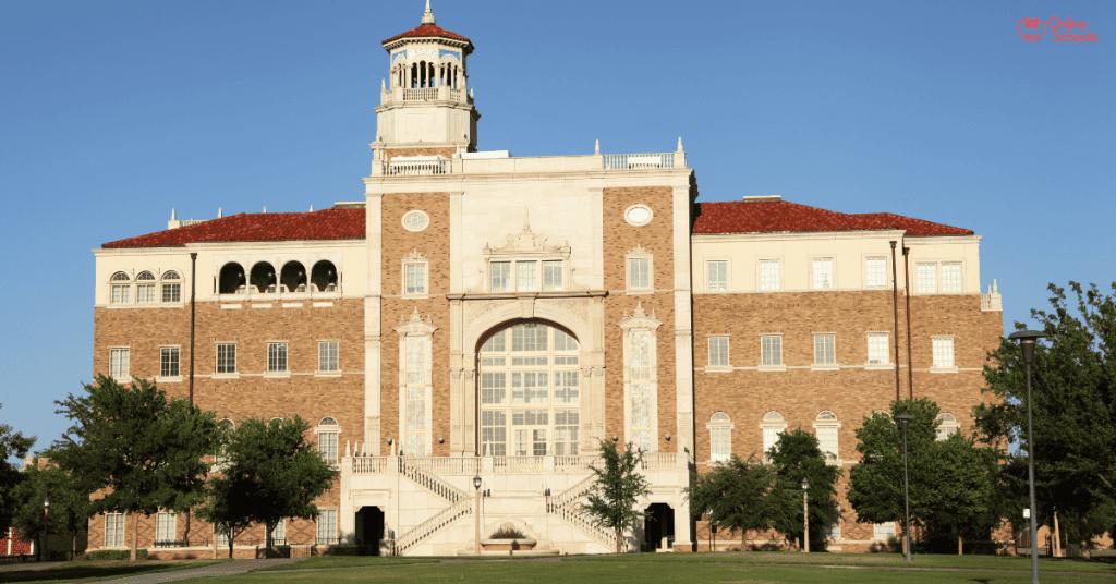 University of texas online masters programs