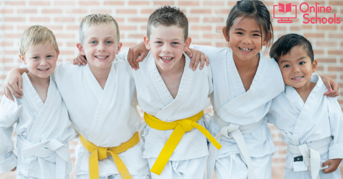 Martial Arts 4 years old- A New Way to see Growing Your Child.