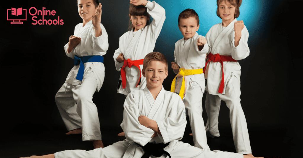 Childrens Karate Classes Near Me