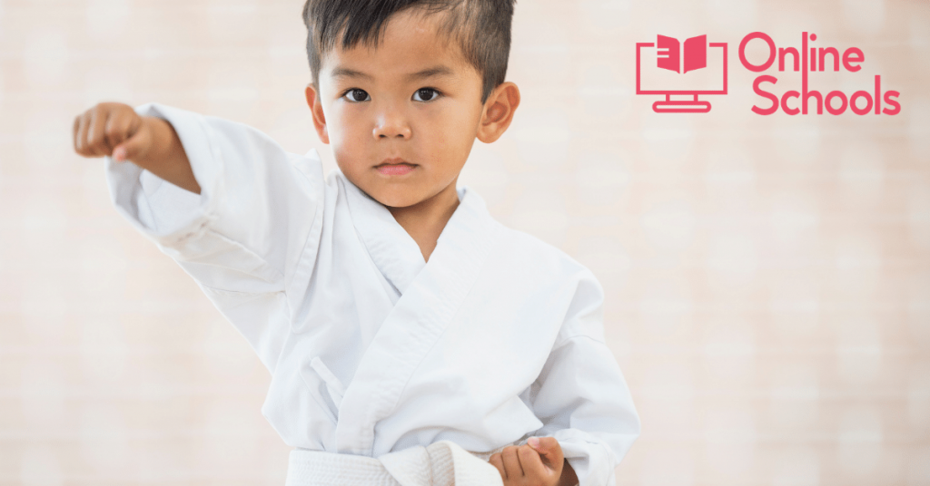 Karate for Toddlers Near Me