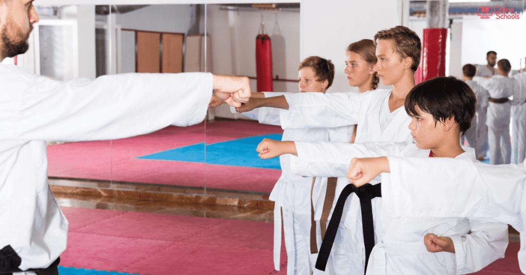 Filipino martial arts schools