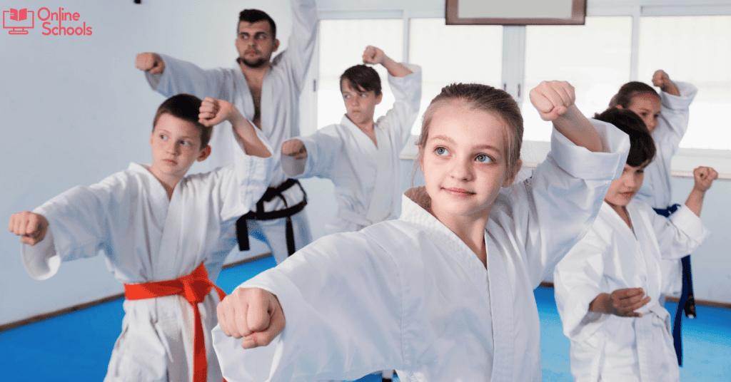 Kids Karate Classes Near Me