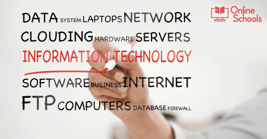 Information technology online schools
