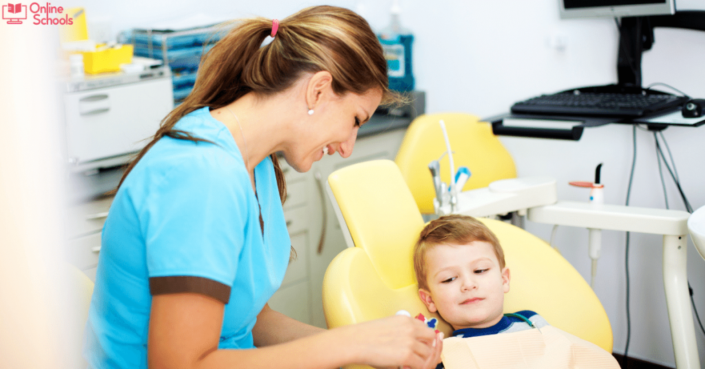 What is the Salary for Pediatric Dentists