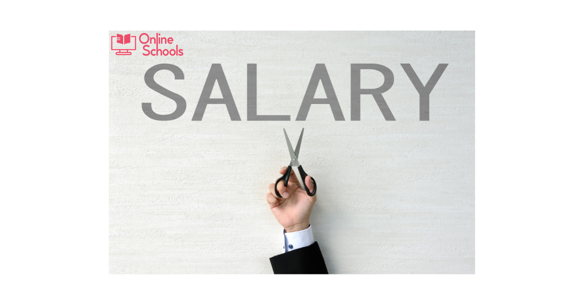 business management degree salary 2018