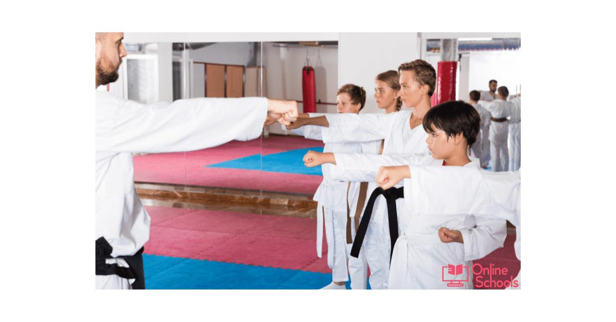Top Martial Art Schools Near Me
