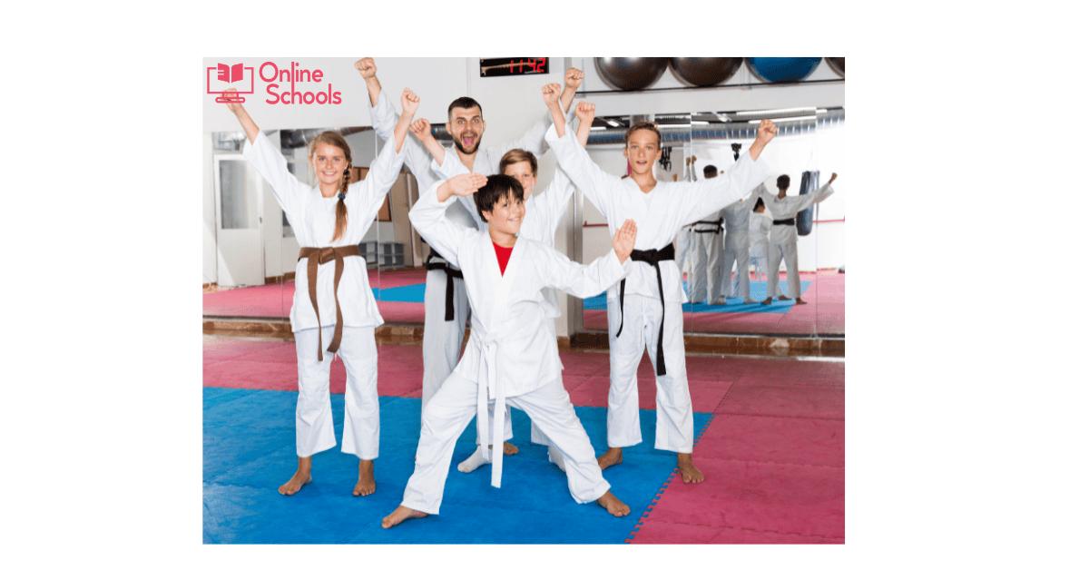 karate classes for kids near me